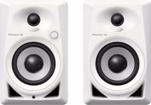 Pioneer DM-40 White (per pair)