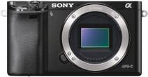 Sony Alpha A6000 Body Zwart