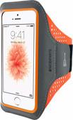 Mobiparts Comfort Fit Sportarmband iPhone 5/5S/SE Oranje