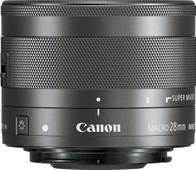 Canon EF-M 28mm f/3.5 IS STM MACRO