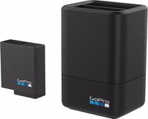 GoPro Dual Battery Charger + Battery (HERO 2018 + HERO 5, 6 + 7 Black)