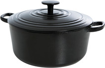BK New Vintage Dutch Oven Cast Iron 24cm Black