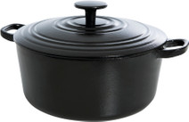 BK New Vintage Dutch Oven Cast Iron 28cm Black