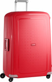 Samsonite S'Cure Spinner 81cm Crimson Red
