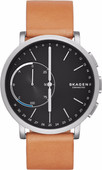 Skagen Hagen Connected Hybrid Brown Leather