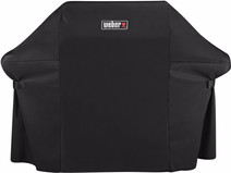 Weber Premium Barbecue Cover Genesis II with 3 burners