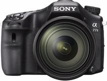 Sony Alpha SLT-A77II + 18-135mm f/3.5-5.6