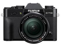 Fujifilm X-T10 Black + XF 18-55mm f/2.8-4.0 R LM OIS
