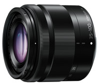 Panasomic Lumix G Vario 35-100mm f/4.0-5.6 O.I.S. Black