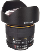 Samyang 14mm f/2.8 Aspherical IF ED UMC Nikon