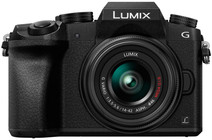 Panasonic Lumix DMC-G7 Black + 14-42mm