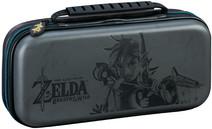 Bigben Nintendo Switch Travel Case Zelda Gray