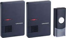 Grundig Wireless Doorbell 2 Wireless Receivers