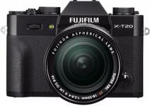 Fujifilm X-T20 Black + XF 18-55mm f/2.8-4.0 R LM OIS
