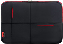 Samsonite Airglow Sleeve 14.1 inches Black/Red