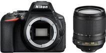 Nikon D5600 Kit Zwart + AF-S DX 18-105 VR
