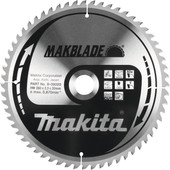 Makita Saw Blade Wood 260x30x2,3 80T