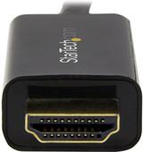 Startech DisplayPort to HDMI 4K 30Hz Adapter 5 meters