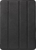 Decoded iPad (2017) Leather Slim Cover Zwart