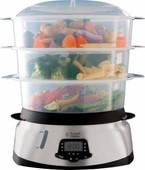 Russell Hobbs MaxiCook 3 Tier Digital Food Steamer 23560-56