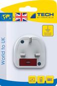Travel Blue Wereld Adapter - UK