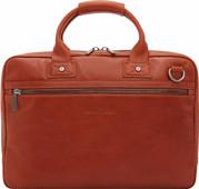 """Castelijn & Beerens Firenze Laptop Bag 15.6"""" Brown"""