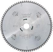 Metabo Zaagblad Multi Cut 254x30x2.4mm 80T
