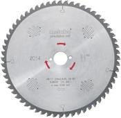Metabo Saw blade Precision Cut 254x30x2.4mm 48T