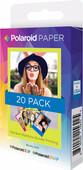 Polaroid ZINK Paper Rainbow 2x3 inch-20 pack