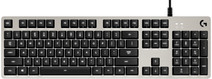 Logitech G413 Mechanical Gaming Keyboard Silver QWERTY