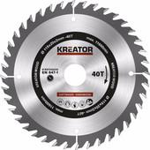 Kreator Saw blade 115x20x2mm 40T
