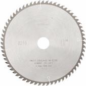 Metabo Zaagblad 216X30X2,4mm 64T