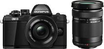 Olympus OM-D E-M10 Mk II Black + 14-42mm IIR + 40-150mm R