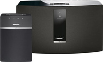 Bose SoundTouch 30 III Zwart + Bose SoundTouch 10 Zwart