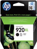 HP 920XL Cartridge Black (CD975AE)