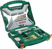 Bosch X-Line 103-delige accessoire set 'Titanium Plus'