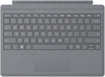 Microsoft Surface Pro Type Cover QWERTY Silver