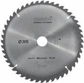 Metabo Zaagblad Precision Cut 305x30x2.4mm 56T