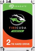 Seagate Firecuda ST2000LX001 2 TB harde schijf vervangen