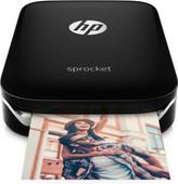 HP Sprocket Z3Z92A Zwart