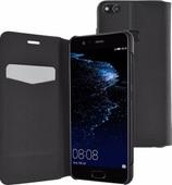 Azuri Booklet Ultra Thin Huawei P10 Lite Book Case Black