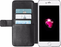 Azuri Wallet Magneet Apple iPhone 7/8 Book Case Zwart