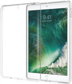 Just in Case Apple iPad 9.7 inch Soft TPU Cover Transparent