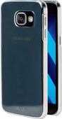 Azuri Samsung Galaxy A3 (2017) Back Cover Transparant