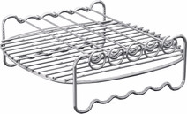 Philips Airfryer Frying Rack with Skewers HD9905/00