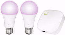 Trust Smart Home White and Color E27 Starterkit