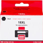 Pixeljet 18 XL Blackj for Epson printer (C13T18114010)