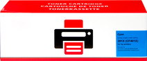 Pixeljet 201X Toner Cyaan XL voor HP printers (CF401X)