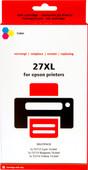 Pixeljet 27 XL 3-Color Pack for Epson printers (C13T27154010)