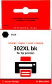 Pixeljet 302 Black XL for HP printers (F6U68AE)